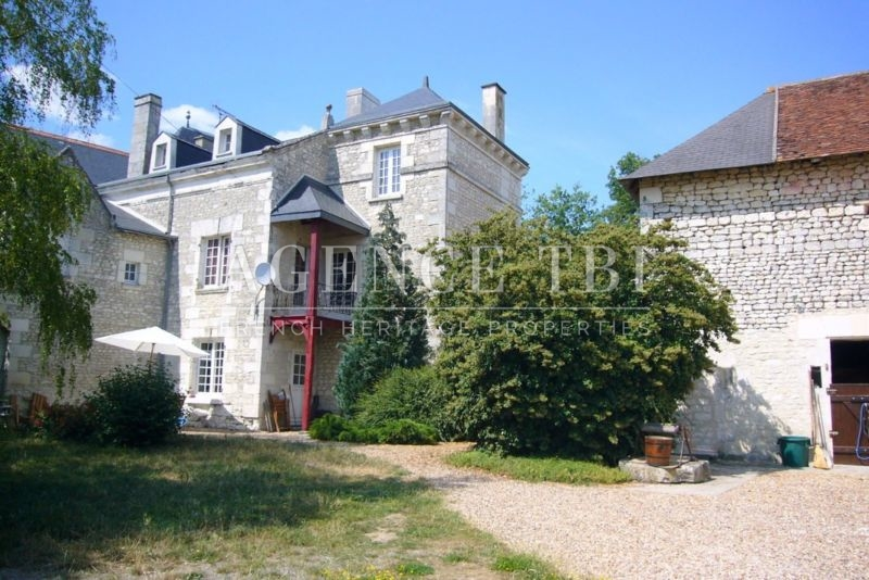 331 MANOIR EN TOURAINE ORIGINE XVII°