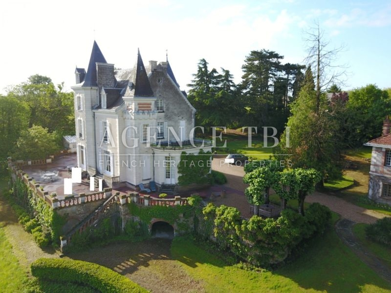 557 TBI CHATEAU EN TOURAINE LOIRE VALLEY
