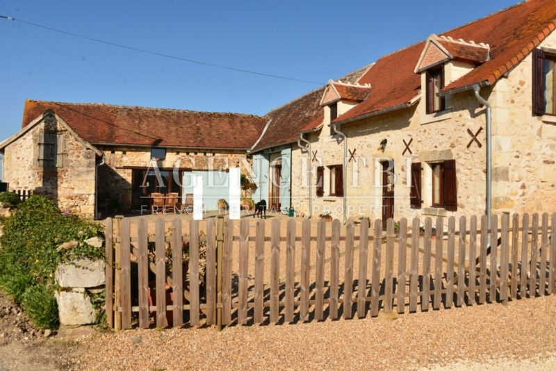 348 TBI PROPRIETE EN TOURAINE SUR 3,7 HA
