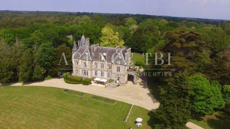 802 TBI Château Morbihan proche la Trinité sur mer Golfe du Morbihan