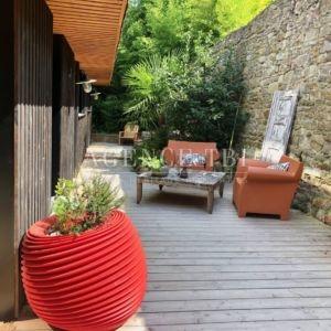 813 TBI Maison Appartement avec jardin Vannes intra muros morbihan golfe du Morbihan proche port