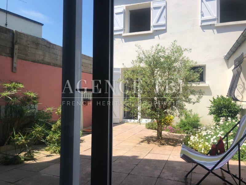 842- TBI- Vannes centre ville maison appartement avec cour intérieure