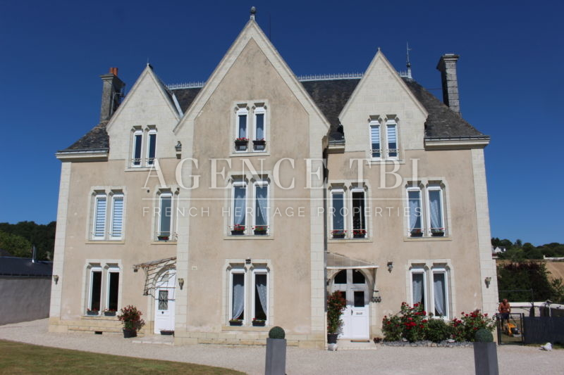 813 TBI MANOIR EN TOURAINE SECTEUR CHINON